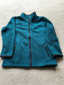 4 fleece/hoody/sweatshirt tops age 5-6 M&S/John Lewis (excellent condition)
