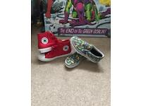 Converse and vans for sale !