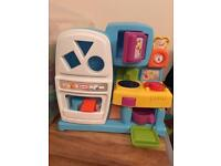 Little Tikes Discovery Sound kitchens playset