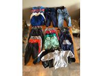 Baby boy 12-18 month clothes bundle 27 pieces