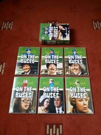 On The Buses - The Complete Series 1-7.