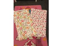 2 changing mats, both in excellent condition