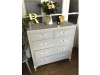Large Victorian chest free delivery Ldn🇬🇧Shabby chic