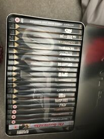 007 Box Set inc 4 extra DVDS