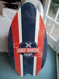Surf Riders Skimboard - Brand New