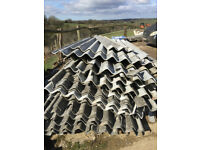 Used 9ft cement fibre panels