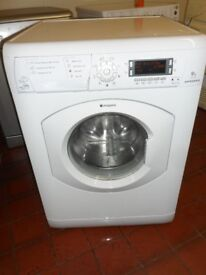 """""""Hotpoint""""Washing machine.. 9kg..Spin-1600...For sale..Can be delivered."""