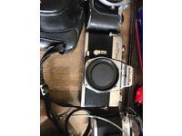 Pentax Minolta cannon vintage cameras plus accessories Other Cameras &