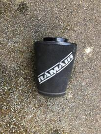 Ram air filter