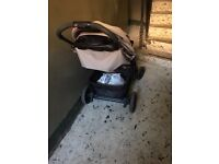 Pushchair for new bore to 3