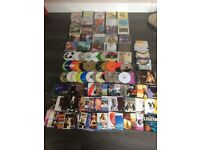 approx 100 various cds
