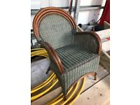 8 x Wicker Chair