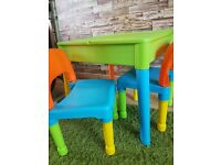 Lego kids table 5 in 1 activity table £45 collection from Fulbounr