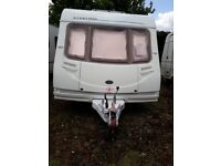 Sterling Eccles Diamond Caravan 1005