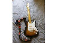 Squier Classic Vibe 50's Stratocaster - Two Tone Sunburst