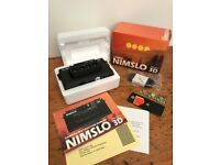 Nimslo 3d Camera In box Mint