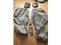 LandRover Discovery 3/4 Genuine Seat Covers