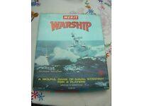 1976 - Vintage Warship by Merit game.