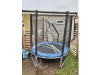 8 ft trampoline for sale