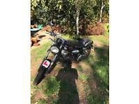 Kymco Zing 2. 125cc motorbike