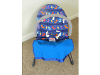 Fisher Price Padded Baby Bouncing Chair