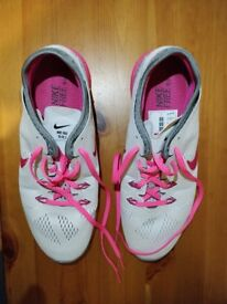 Womens Nike Free 5.0 TR Fit 5 Breathe Trainers UK 8.5