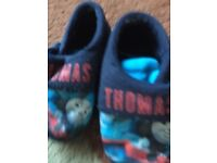 Thomas the tank slippers