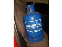 Butane gas bottle 15kg