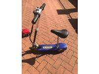 Electric E-Scooter (please read)