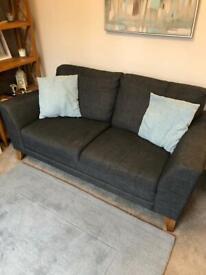 Dark Grey 3 seater sofa - Quick sale needed