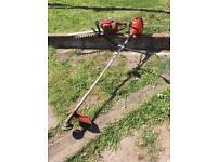 Mac petrol heavy duty strimmer
