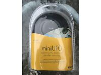 Iqua miniUFO Bluetooth speakerphone