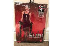 Fancy Dress Ladies Flapper Dress (S)