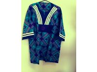 Authentic African handmade male shirt
