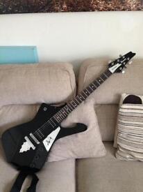 Ibanez PS40-BK Paul Stanley Signature - Electric Guitar - Black