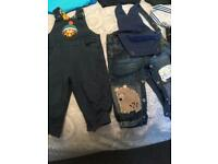 Hugh bundle baby boys clothes 6-9 mth mostly next and m&s