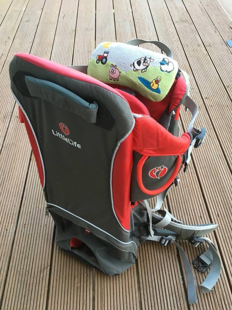 Little life baby carrier rucksack