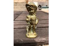 Brass little boy
