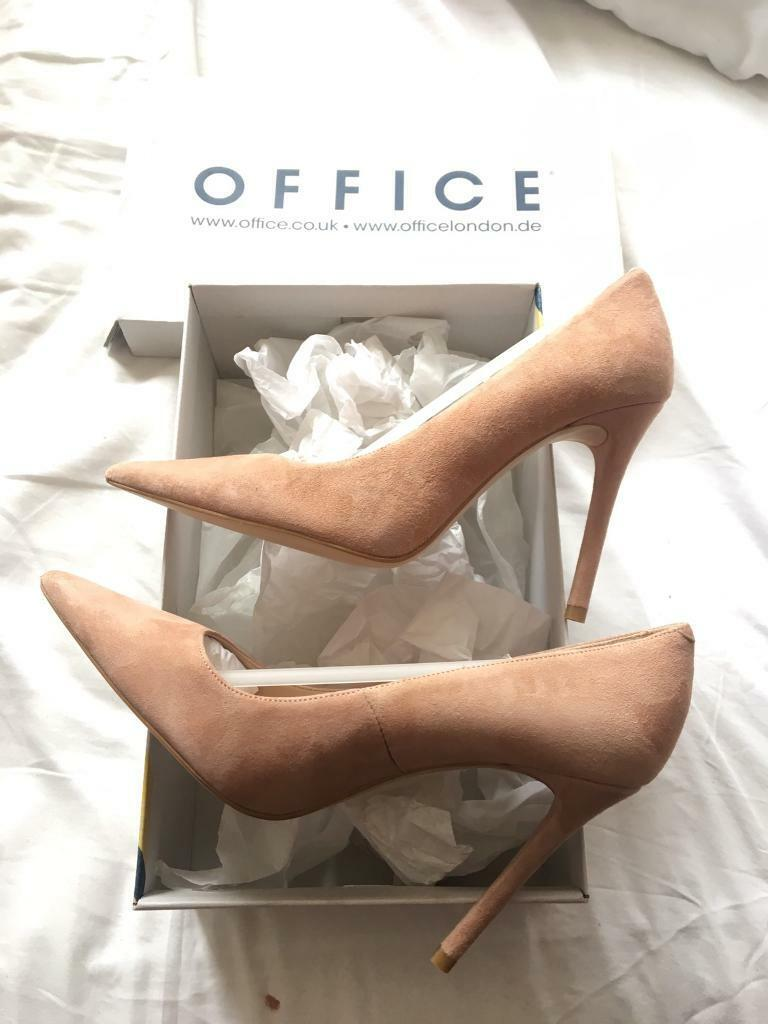 b763a8715d0 Office Hattie point court high heels shoes size 5 | in Southside, Glasgow |  Gumtree