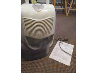 B&Q 10L Dehumidifier