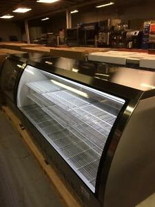 DELI/PASTRY, MEAT  COLD SHOWCASES (BRAND NEW AND USED)