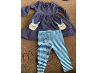 Girls 6-9 month outfit