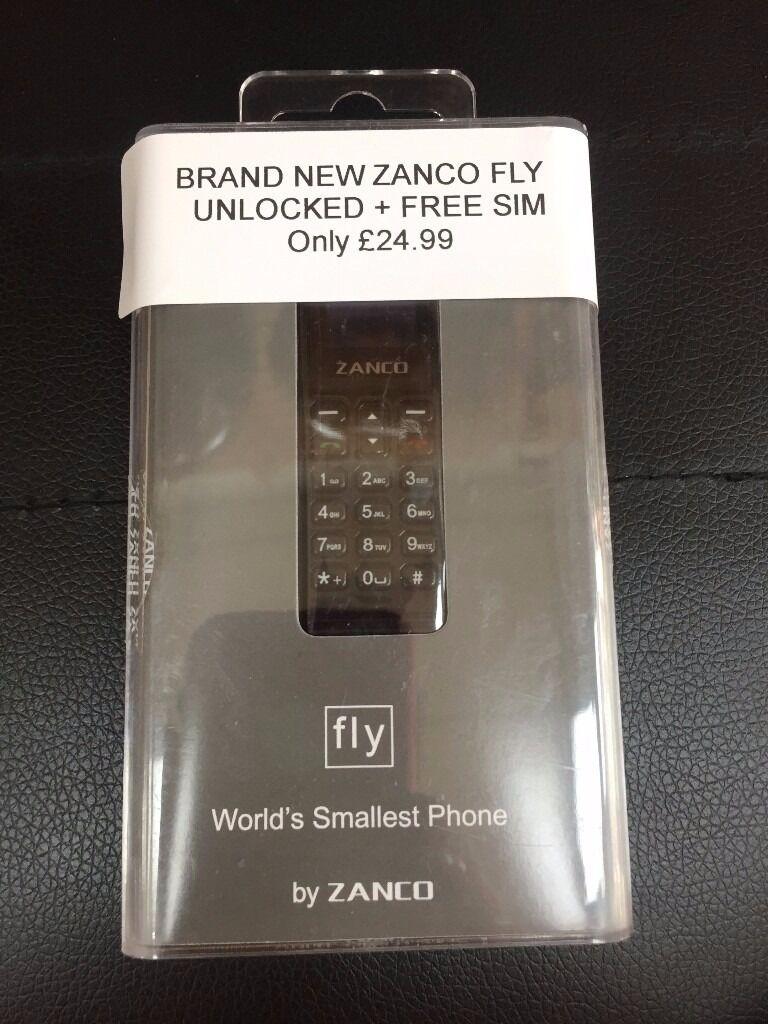 Brand new Zanco Fly (unlocked)