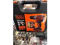 Black&Decker Brushless Drills