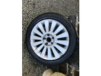 "Volkswagen Passat Spare Alloy Wheel 17"" Vw"