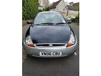 2006 Ford KA Style 1.3L 3dr Superb Drive Comfortable-Round-About MOT Until 10/07/2018