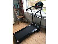 Nero sports electric treadmill