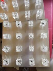 Ice cube style lighting