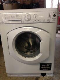Washing Machine,8kg,HotpointFutura