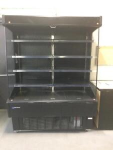 OPEN COOLERS AND GRAB AND GO COOLERS-USED